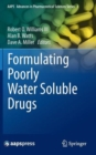 Image for Formulating poorly water soluble drugs