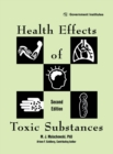 Image for Health effects of toxic substances
