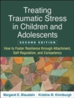 Image for Treating Traumatic Stress in Children and Adolescents : How to Foster Resilience through Attachment, Self-Regulation, and Competency