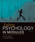 Image for Exploring Psychology in Modules
