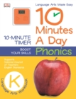 Image for 10 Minutes a Day: Phonics, Kindergarten : Supports National Council of Teachers English Standards