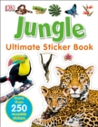 Image for Ultimate Sticker Book: Jungle : More Than 250 Reusable Stickers