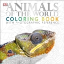 Image for Animals of the World Coloring Book : With Photographic Reference