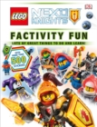 Image for Factivity Fun: LEGO(R) NEXO KNIGHTS : Lots of Great Things to Do and Learn!