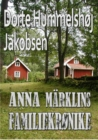 Image for Anna Marklins familiekronike