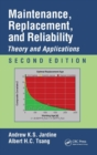 Image for Maintenance, replacement, and reliability  : theory and applications
