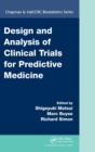 Image for Design and analysis of clinical trials for predictive medicine