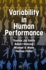 Image for Variability in human performance