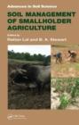 Image for Soil management of smallholder agriculture