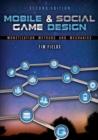 Image for Social game design  : monetization methods and mechanics