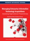 Image for Managing Enterprise Information Technology Acquisitions : Assessing Organizational Preparedness