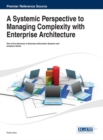 Image for A systemic perspective to managing complexity with enterprise architecture
