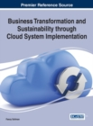 Image for Business Transformation and Sustainability through Cloud System Implementation