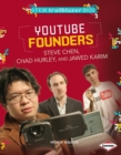 Image for Youtube Founders Steve Chen, Chad Hurley, and Jawed Karim