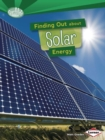 Image for Finding Out About Solar Energy