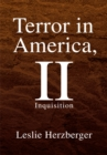 Image for Terror in America, Ii: Inquisition