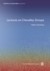 Image for Lectures on Chevalley Groups