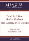 Image for Double Affine Hecke Algebras and Congruence Groups