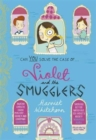 Image for Violet and the smugglers