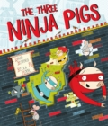 Image for The three ninja pigs