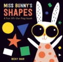 Image for Miss Bunny's book of shapes  : a fun lift-the-flap book
