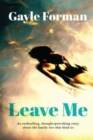 Image for Leave me