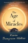 Image for The age of miracles