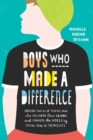 Image for Boys who made a difference