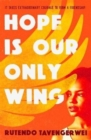 Image for Hope is our only wing