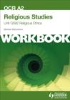 Image for OCR A2 religious studiesUnit G582,: Religious ethics