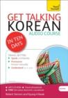 Image for Get talking Korean in ten days