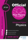 Image for SQA Past Papers 2013 Advanced Higher Physics.