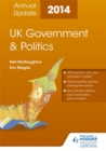 Image for UK government & politics  : annual update 2014
