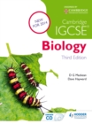 Image for Cambridge IGCSE Biology 3rd Edition
