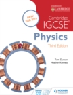 Image for Cambridge Igcse Physics 3rd Edition Plus Cd