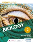 Image for Edexcel A level biologyYear 2,: Student book