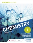 Image for Edexcel A level chemistryYear 1,: Student book