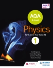 Image for AQA A level physics.: (Student book) : Year 1,