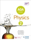 Image for AQA A-level physicsYear 2,: Student book