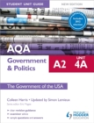 Image for AQA A2 government & politicsUnit 4a,: Student unit guide
