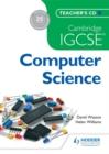 Image for Cambridge IGCSE Computer Science Teacher's CD