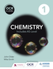 Image for OCR A level chemistryYear 1 student book