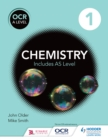 Image for OCR A level chemistry. : Year 1 student book
