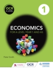 Image for OCR A Level economics. : Book 1