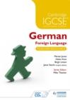 Image for Cambridge IGCSE and international certificate German foreign language: Teacher resource