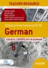 Image for Edexcel international GCSE and certificate German: Teacher resource