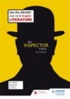 Image for An inspector calls by J.B. Priestley