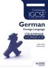Image for German foreign language: Grammar workbook
