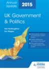 Image for UK government & politics  : annual update 2015