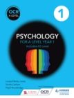 Image for OCR psychology for A level. : Book 1